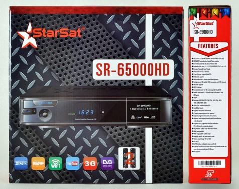 Starsat SR-65000HD Latest Software
