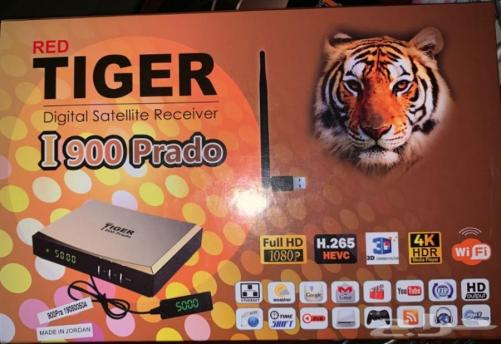 TIGER I900 PRADO RECEIVER SOFTWARE NEW UPDATE