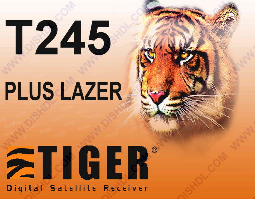 TIGER T245 PLUS LASER SOFTWARE