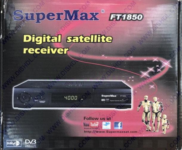 SUPERMAX FT-1850 NEW MODEL SOFTWARE