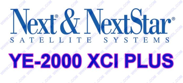 NEXT YE-2000 XCI PLUS SOFTWARE UPDATE