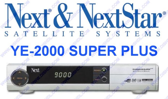 NEXT YE-2000 SUPER PLUS SOFTWARE UPDATE