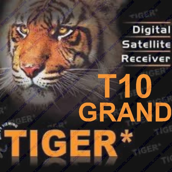 TIGER T10 GRAND NEW SOFTWARE UDATE
