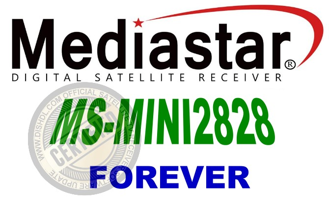 MEDIASTAR MS-MINI2828 FOREVER RECEIVER SOFTWARE