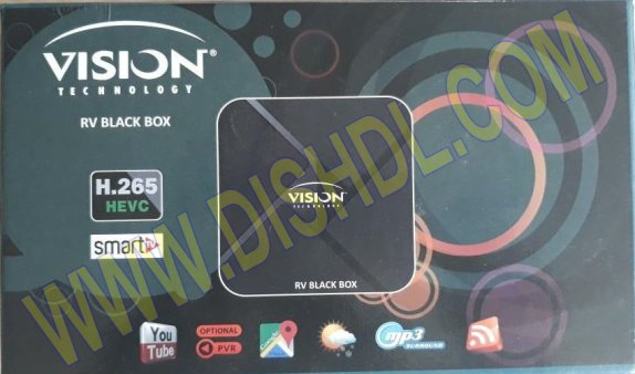 VISION RV BLACK BOX NEW SOFTWARE UPDATE