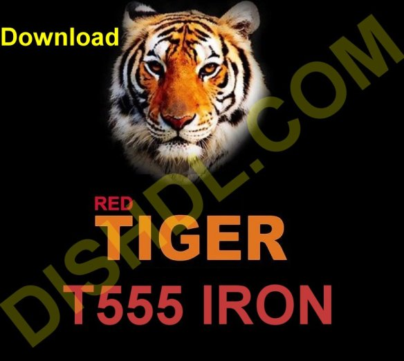 RED TIGER T555 IRON SOFTWARE UPDATE