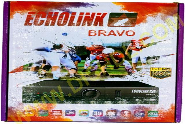 ECHOLINK BRAVO 180 MM NEW SOFTWARE UPDATE