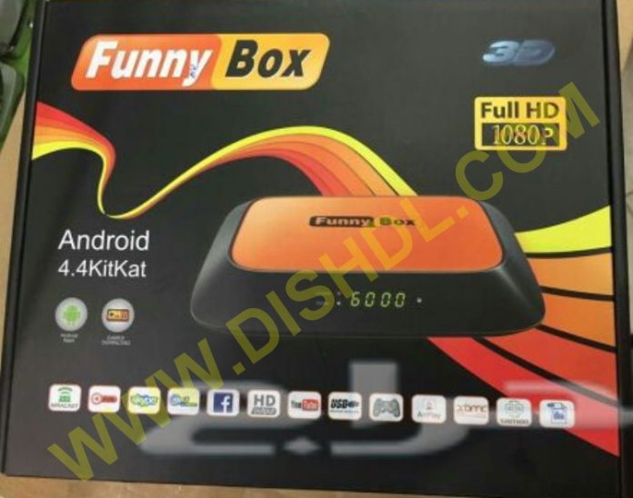 TIGER FUNNY BOX NEW SOFTWARE UPDATE