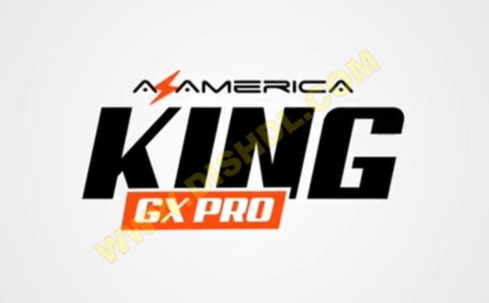 AZAMERICA KING GX PRO SOFTWARE UPDATE