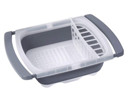 best dish rack for small kitchen