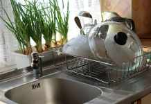 How To Clean Stainless Steel Dish Rack