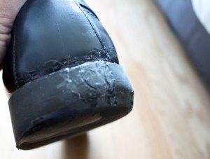 """Review – DIY Shoe Repair using """"Shoe Goo"""" – Part 2"""