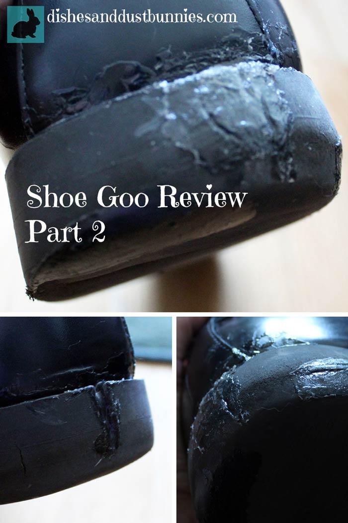 Shoe Goo Review Part 2