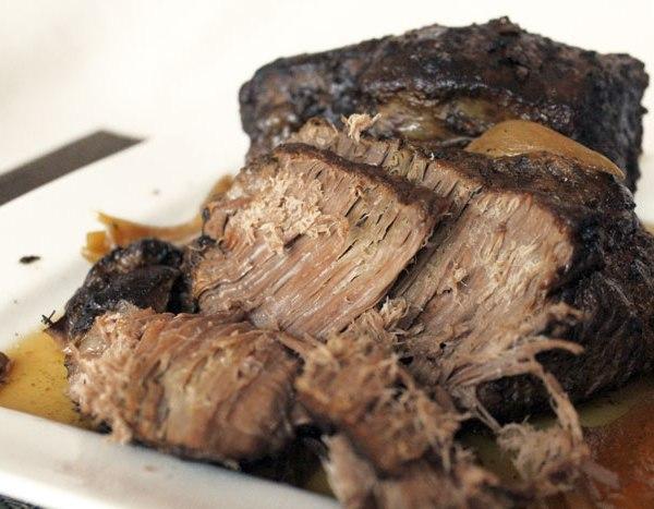 Tender Slow Cooker Roast Beef