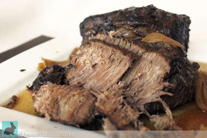 Tender Slow Cooker Roast Beef