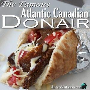 The Famous Atlantic Canadian Donair