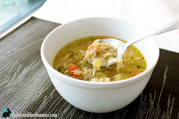 Old fashion chicken soup recipe 87