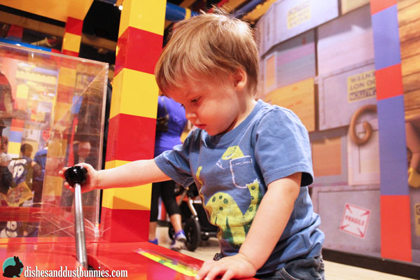 LegoLand Discovery Centre Toronto