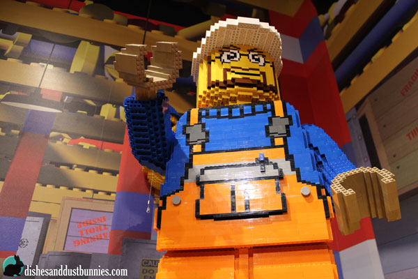 A visit to LEGOLAND Discovery Centre in Toronto