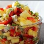 Pineapple Salsa Recipe