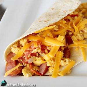 Easy Breakfast Tacos