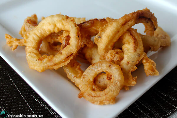 Perfect Crispy Onion Rings Every Time!