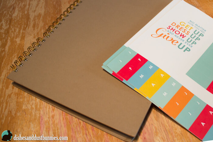 The Living Well Planner from Ruth Soukup
