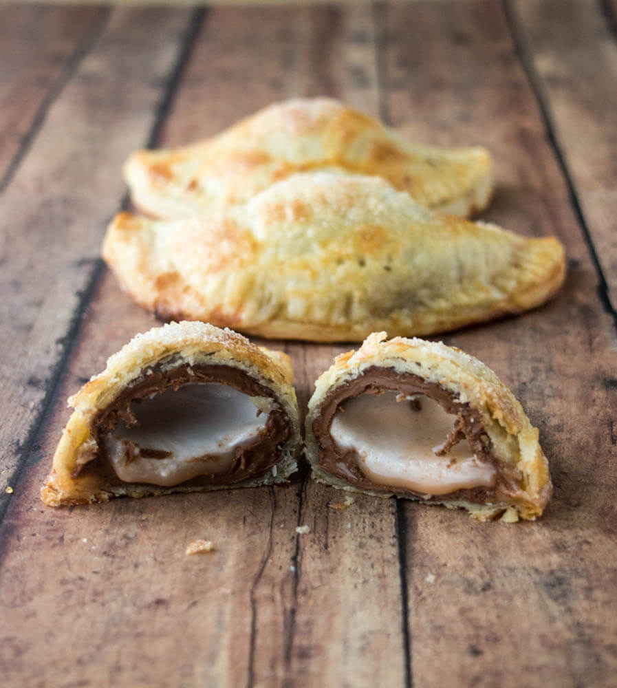 Cadbury Creme Egg Pies from Upstate Ramblings
