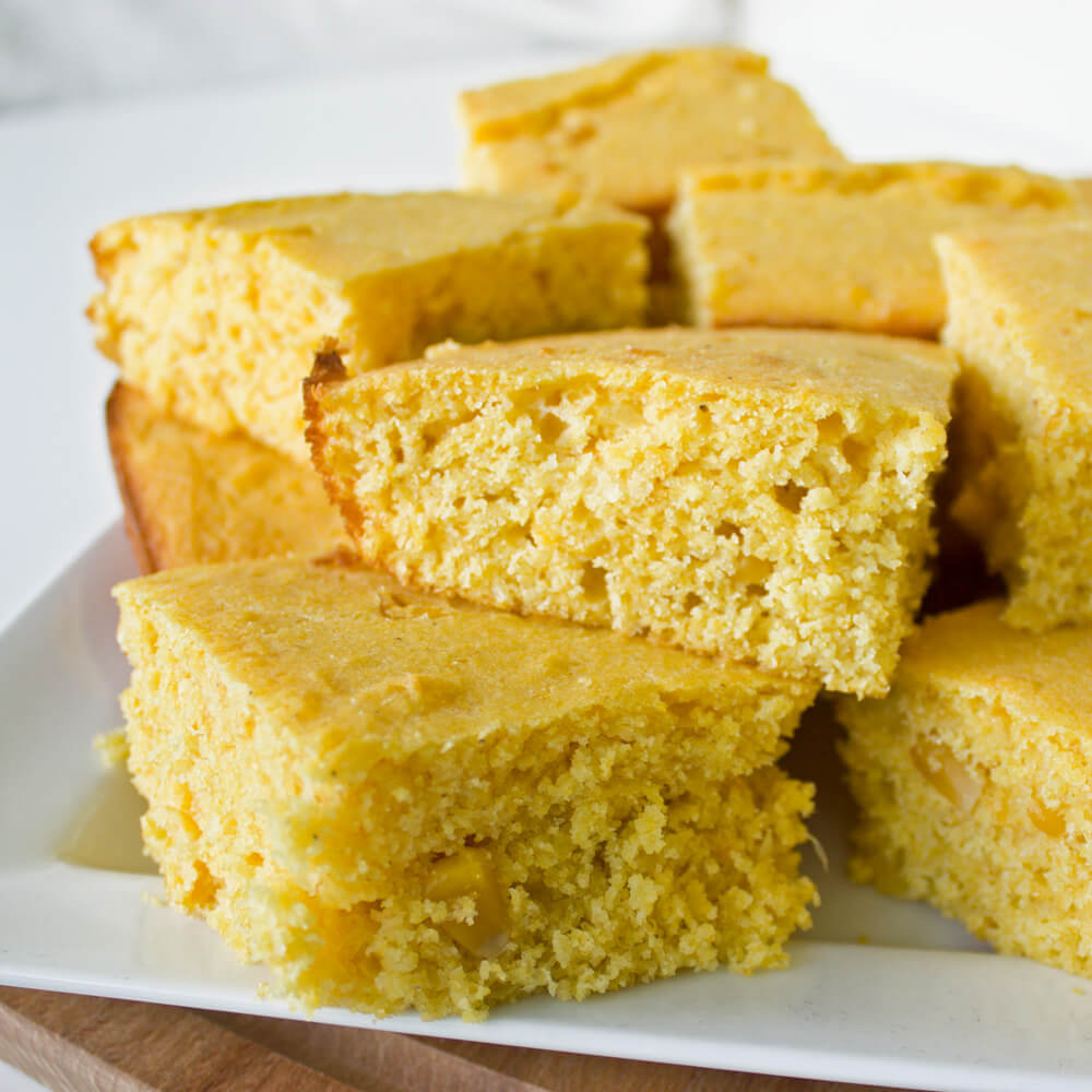 Country Cornbread Recipe from Dishes & Dust Bunnies