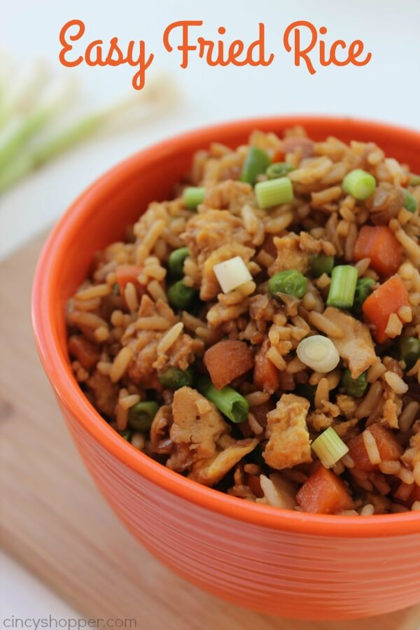 Easy Fried Rice from Cincy Shopper
