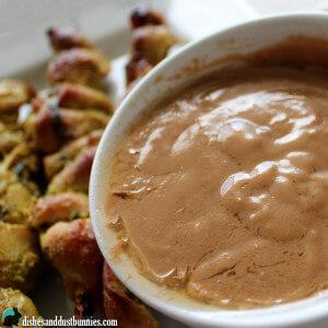 Creamy Thai Peanut Sauce