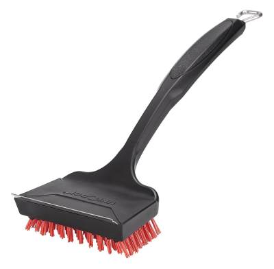 Unicook Premium Safe Nylon Grill Brush with Scraper