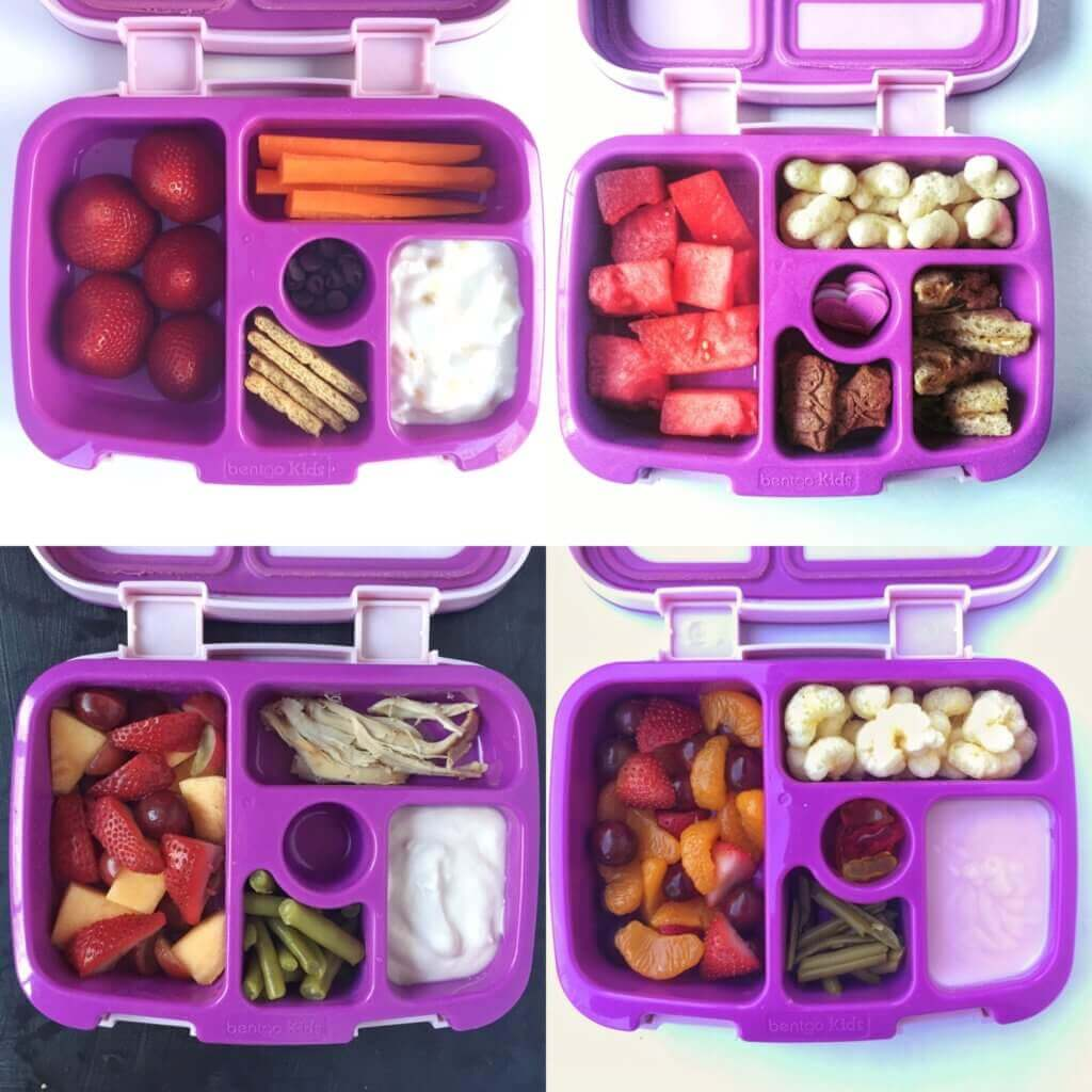 125 Healthy Lunchboxes for Kids—Never Run Out of School Lunch Ideas Again from Holley Grainger