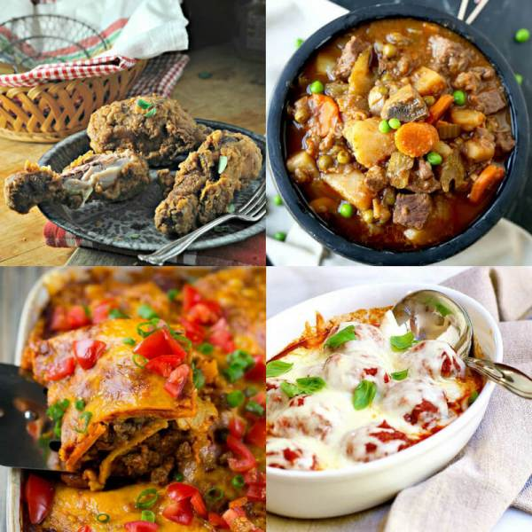 30+ Delicious Comfort Food Recipes