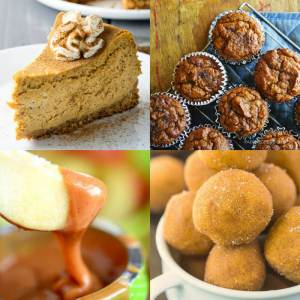 24 Best Recipes for Pumpkin Spice Lovers - dishesanddustbunnies.com