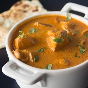 Instant Pot Indian Butter Chicken (with Slow Cooker Option)