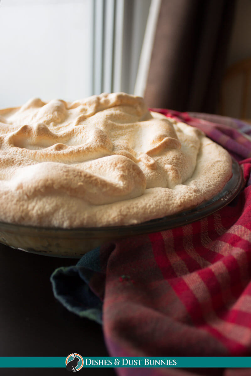 how to make lemon meringue pie recipe