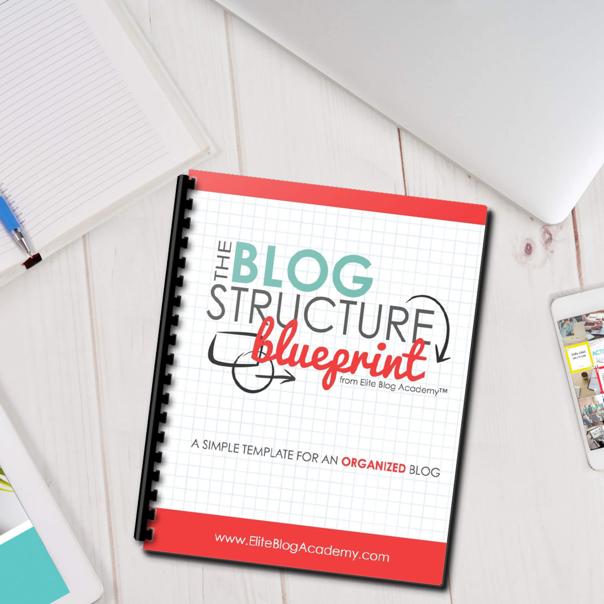 The Blog Structure Blueprint