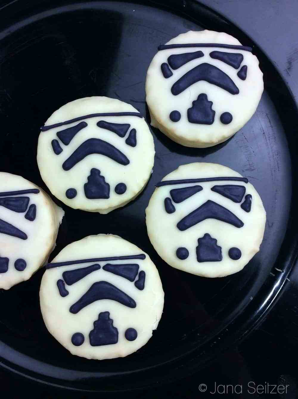 Storm Trooper Treats from Whisky + Sunshine