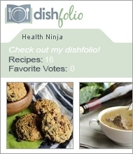 Visit Health Ninja on dishfolio.com