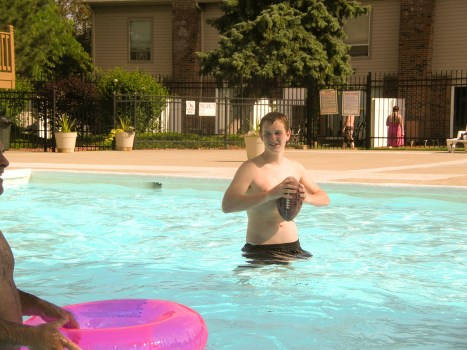 conner pool
