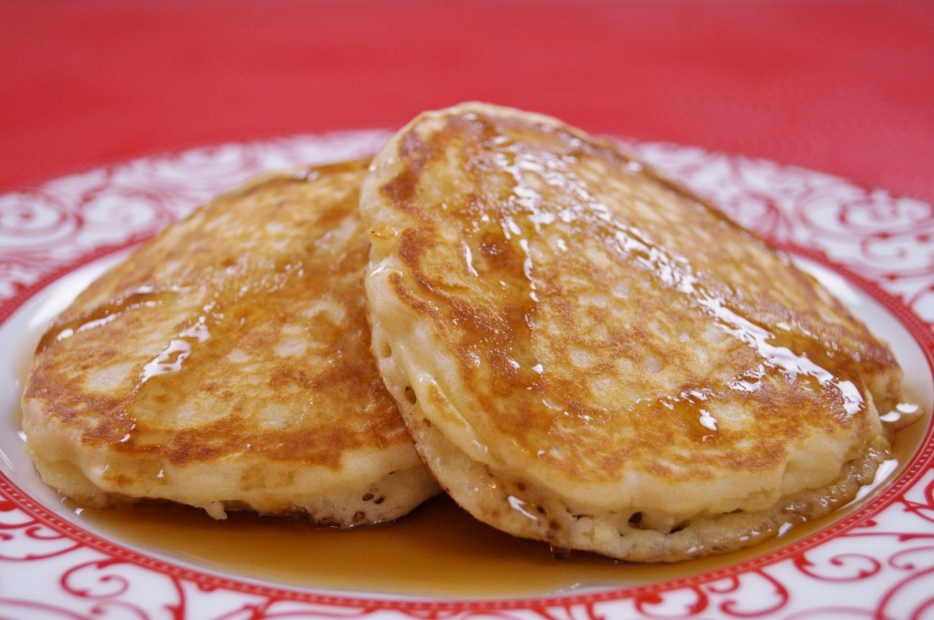 Pancakes From Scratch! Mom's Easy Recipe