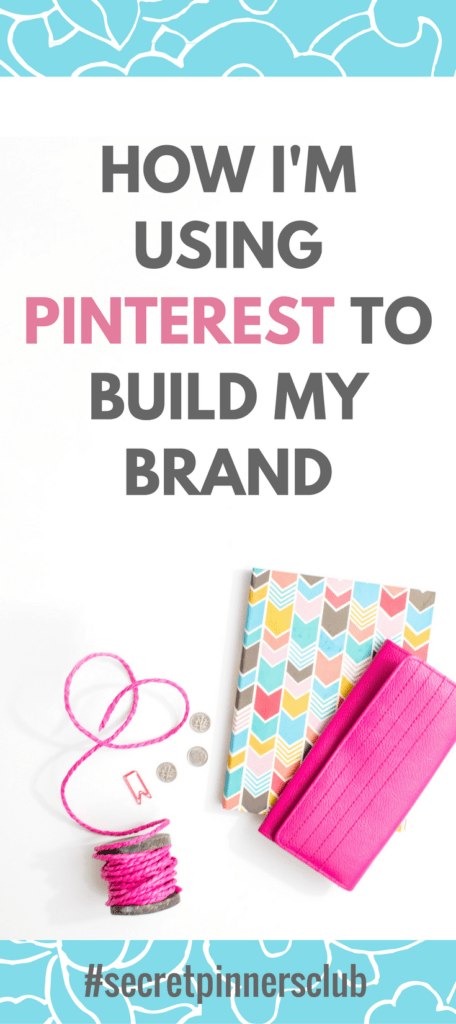 Let me helo you build a brand style board in Pinterest to help you build an irresistible brand.