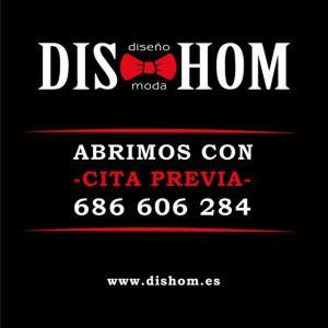 DISHOM - Cita previa - Ropa y moda para hombres en Soria