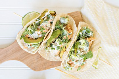 #Seafood Sunday: Fish Tacos