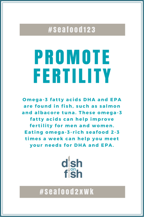 Seafood and Fertility
