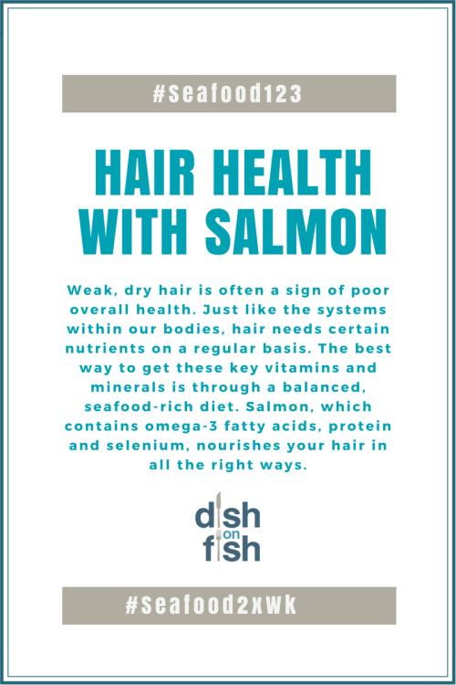 Hair Health with Salmon