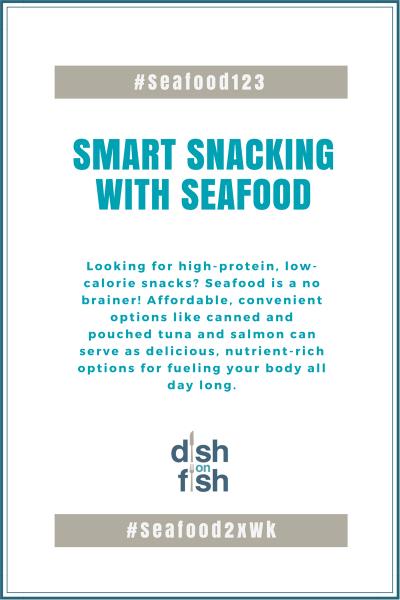 seafood snacks