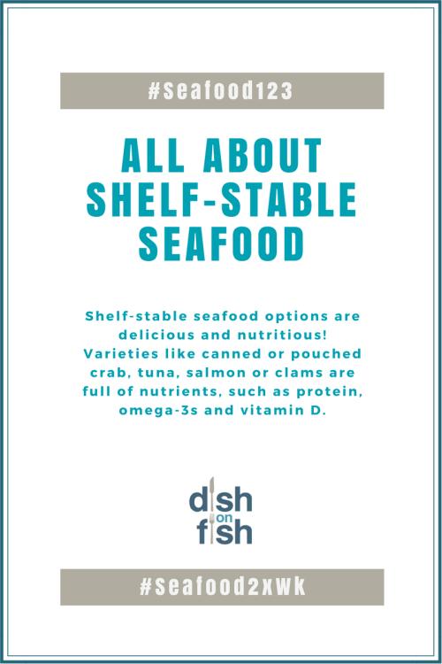 Shelf-Stable Seafood