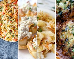 Family Favorites: 4 Pot Luck-Friendly Seafood Dishes